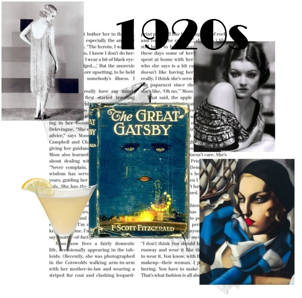 An Ode to the 1920s by Strawberry Moon Blog