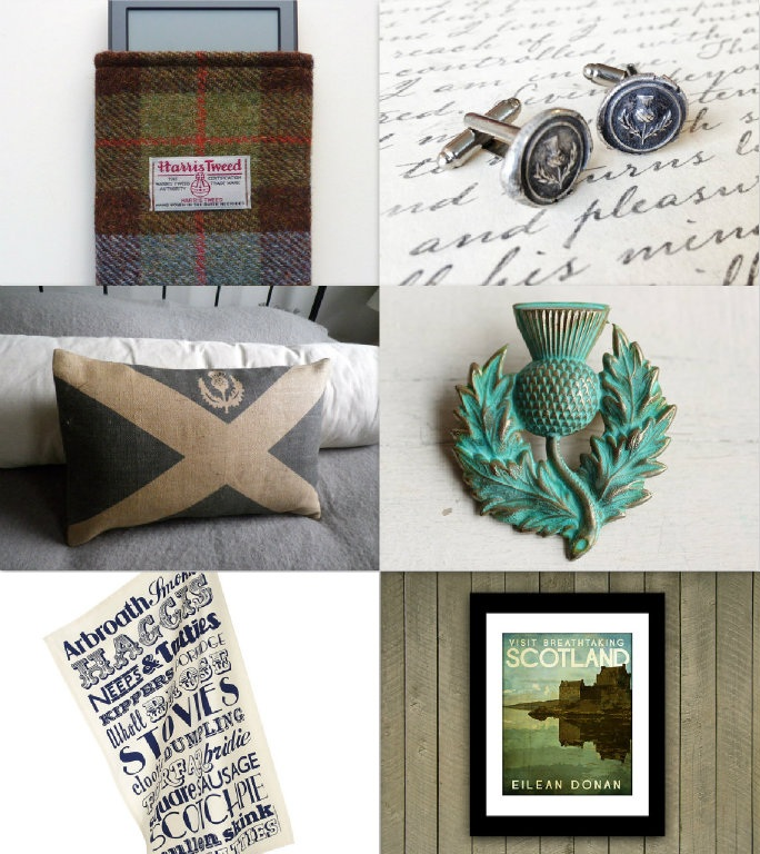 Friday Faves: Scottish Picks for Burns Night | Strawberry Moon Blog
