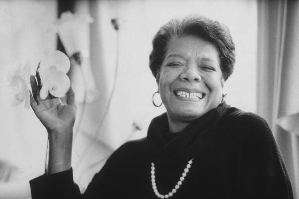 Missing Maya Angelou