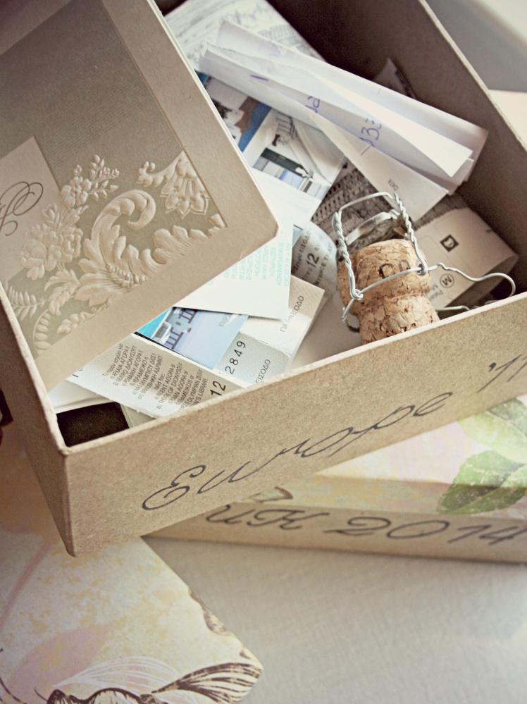 Special Memories Souvenir Box DIY Tutorial | Strawberry Moon Blog