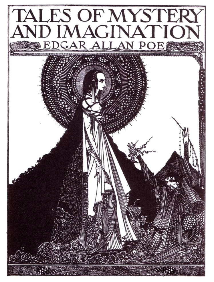 Friday Faves: 5 Edgar Allan Poe Book Covers | Strawberry Moon Blog