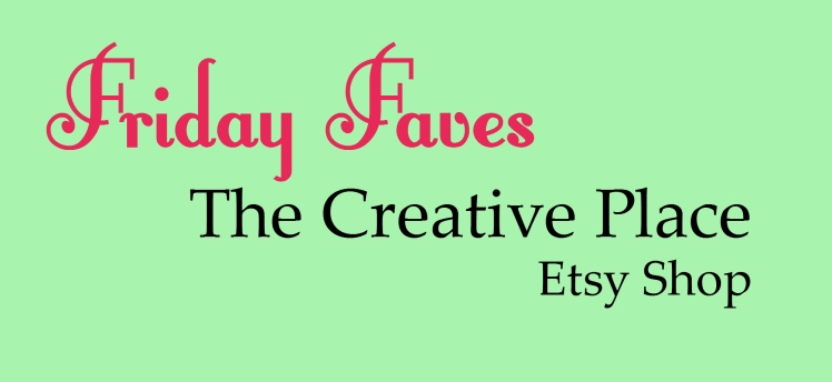 Friday Faves: The Creative Place Etsy Shop | Strawberry Moon Blog