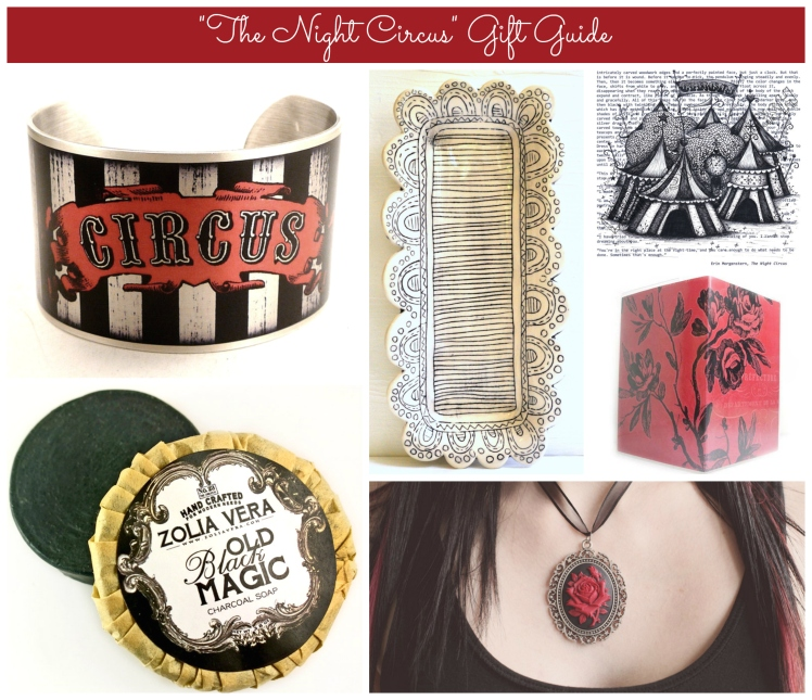 "Gift Guide for Dreamers (and Lovers of ""The Night Circus"") 