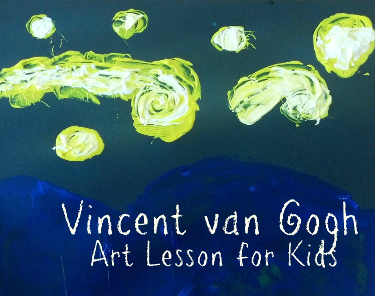 Kids' Art Lesson: Vincent Van Gogh