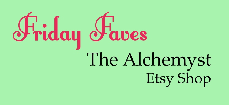 Friday Faves: The Alchemyst Etsy Shop | Strawberry Moon Blog