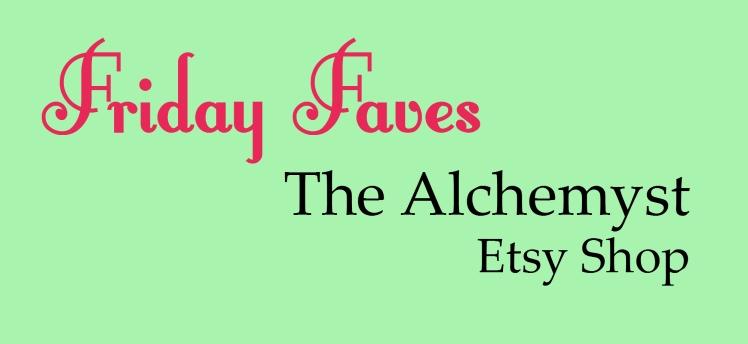 Friday Faves: The Alchemyst Etsy Shop | Strawberry Moon Blog