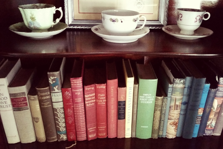 11 Creative and Practical Ways to Organize Your Bookshelves | Strawberry Moon Blog