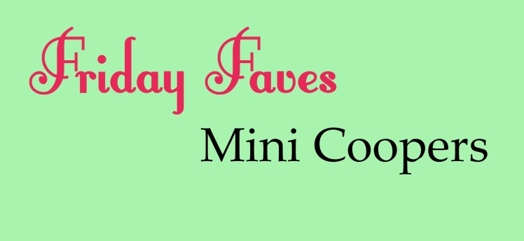Friday Faves: Mini Coopers on Etsy | Strawberry Moon Blog