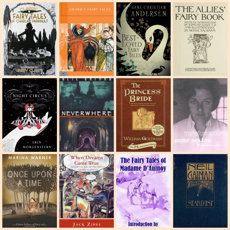 Top Ten Books on My Imaginary Fairytales 101 Syllabus | Strawberry Moon Books