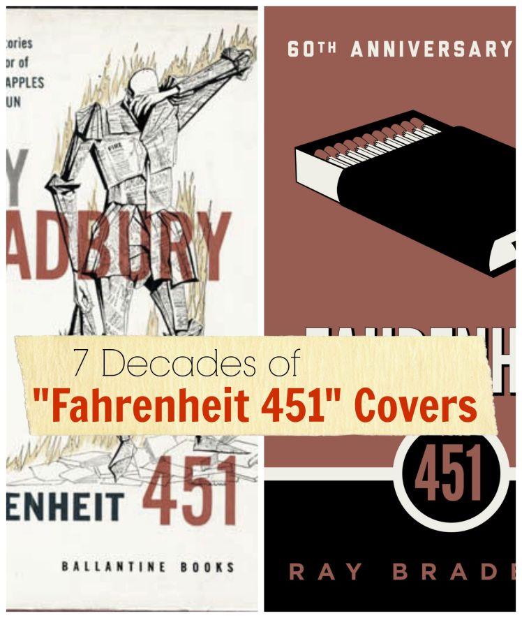 fahrenheit 451 post cover