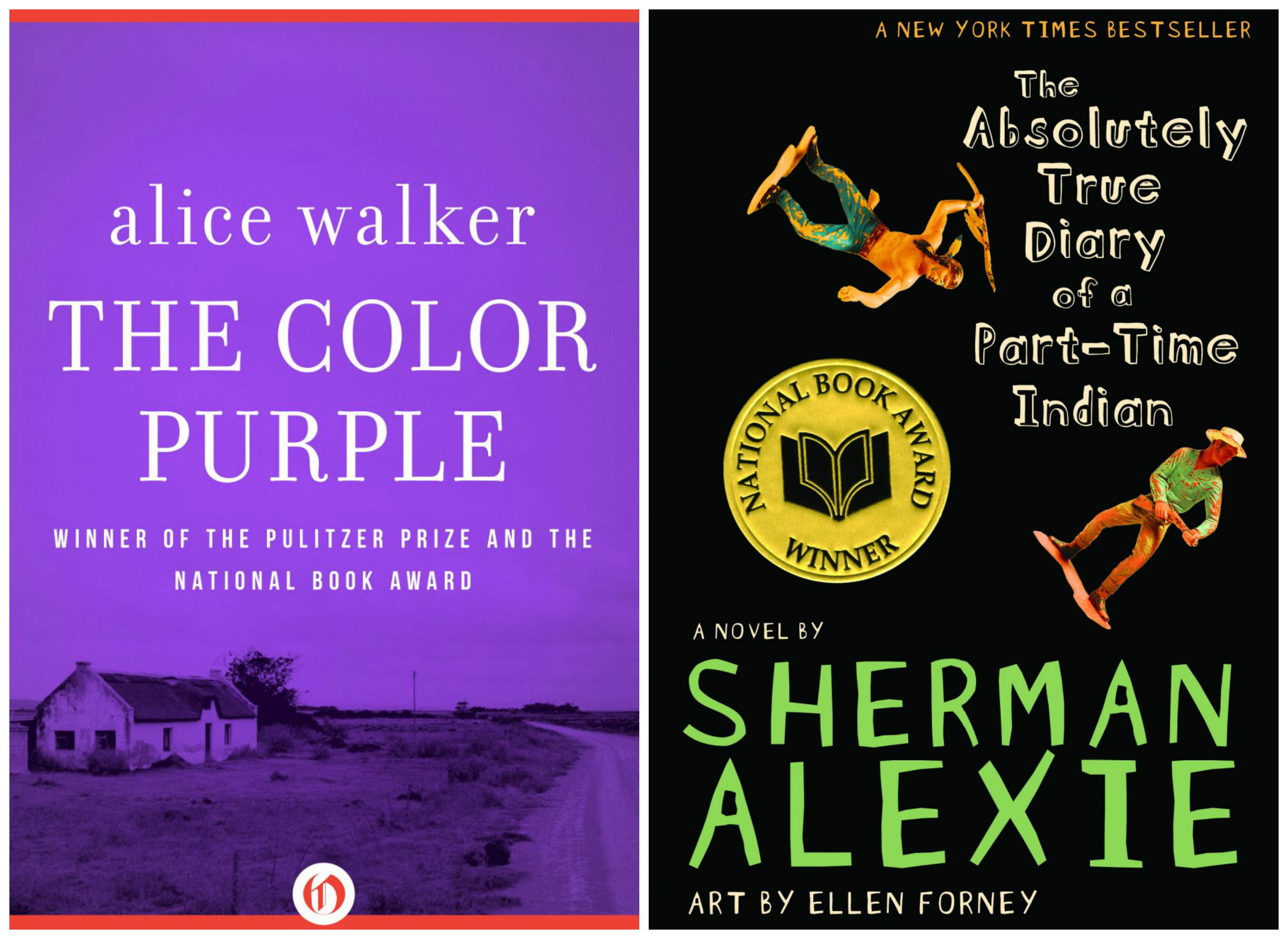 the color purple banned book com banned books week 10 gorgeous covers from forbidden books