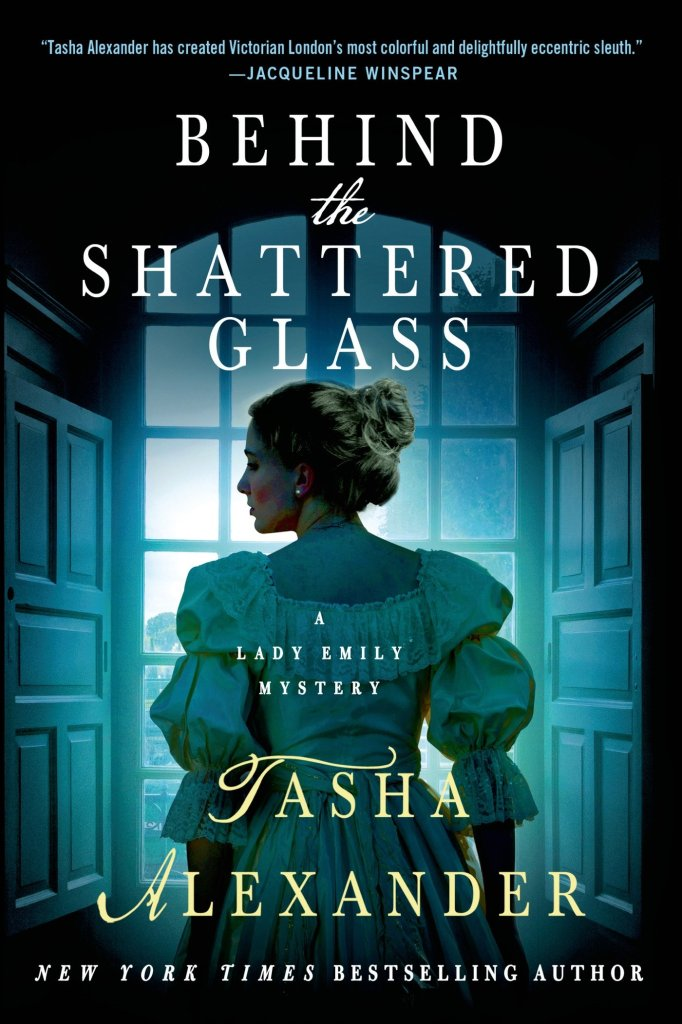 Book Review: Behind the Shattered Glass | Strawberry Moon Books