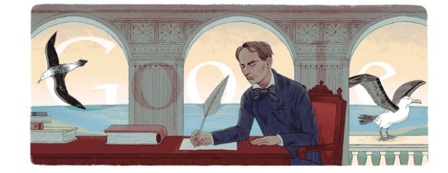 Charles Baudelaire's 192nd Birthday